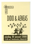 Poster Dido and Aeneas